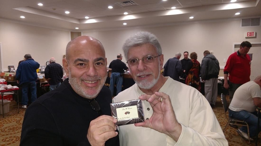 Danny Archer & Marty Martin