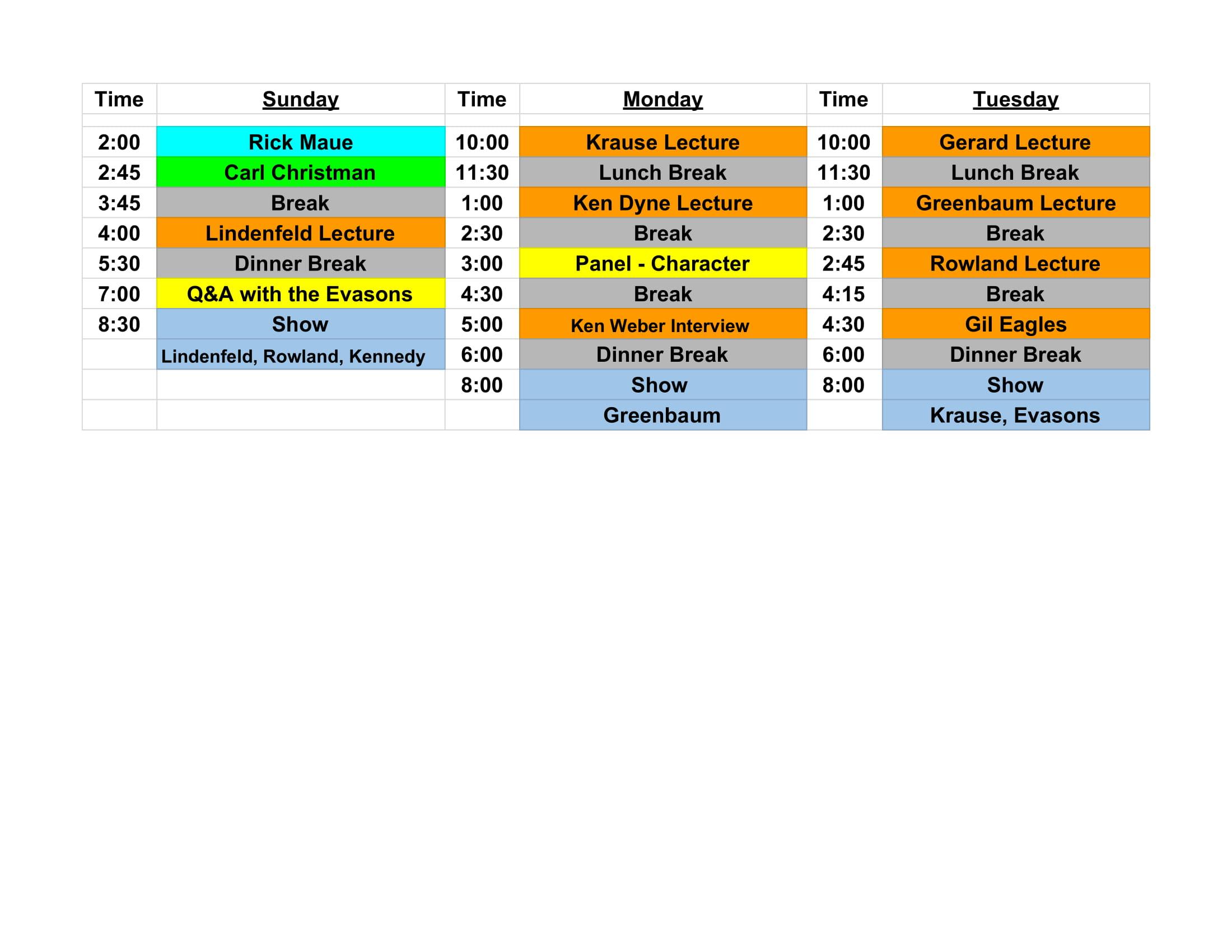 NEW 2018 MV Schedule-1