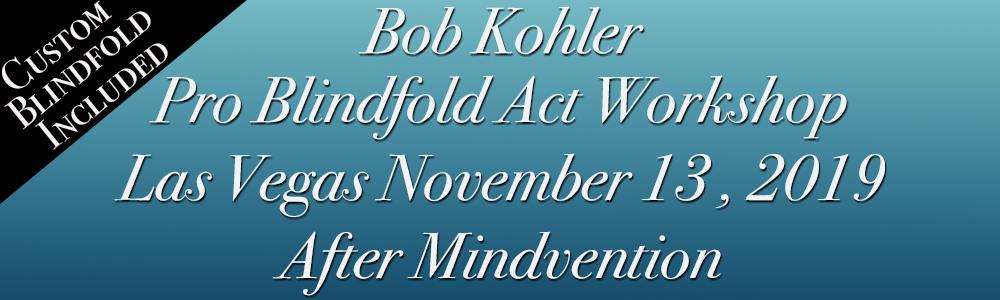 Kohler 2nd workshop